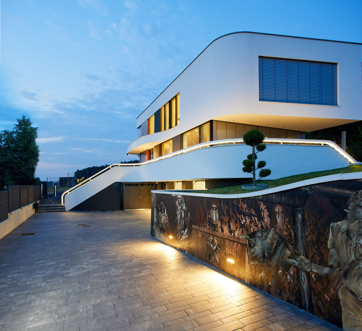Architekturfotografie Villa by Mirko Hertel Fotografie 19